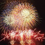 袋井花火大会2017の日程と駐車場情報。有料チケット購入方法。