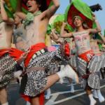 渋川へそ祭り2016の日程、駐車場情報。交通規制は?