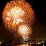 木更津港まつり花火大会2017の穴場スポット。交通規制は?