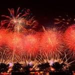 土浦花火大会2017の穴場スポット。桟敷席、駐車場おすすめは?