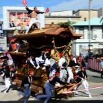 岸和田だんじり祭り2017の日程と楽しみ方。観覧するならココ!