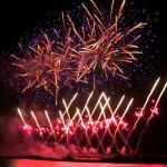 ふじさわ江の島花火大会2016の穴場とホテル。混雑状況は?