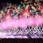 赤川花火大会2017の穴場と駐車場。有料観覧席やホテルは?
