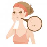 ほうれい線のたるみの原因と対策。舌回し運動は効果あり?
