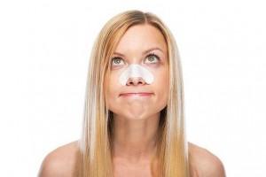 女性 鼻パック