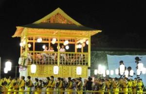 デカンショ祭