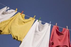 洗濯物 衣類