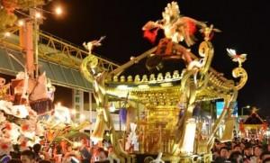 花巻まつり 神輿パレード