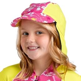 紫外線対策 帽子 子供