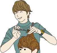 髪型 髪の色