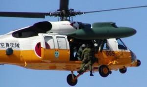 自衛隊 救難機