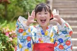 ミディアム 子供 髪型