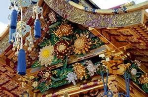秋の高山祭 屋台