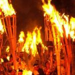 鞍馬の火祭り2016の日程と時間。見どころや宿泊所は?