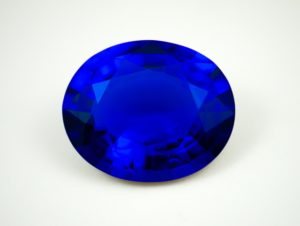ブルーサファイア 宝石
