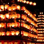 二本松提灯祭り2017の日程と見どころ。歴史や駐車場は?