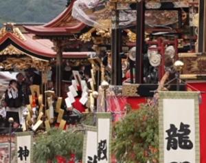 大津祭 曳山