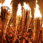 鞍馬の火祭2019の日程と見どころ!駐車場や宿泊所は?混雑は?