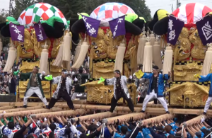 西条祭り 飯積神社