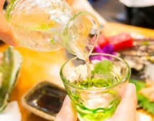 日本酒 お酌