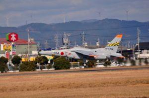自衛隊 T-4 飛行展示
