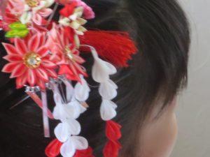 髪 女の子 髪飾り