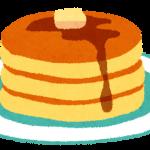 パンケーキとホットケーキの違い。材料や作り方。名前の由来は?