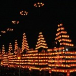 二本松提灯祭り2016の日程と見どころ。歴史や駐車場は?