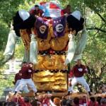新居浜太鼓祭り2017の日程と見どころ。喧嘩の場所や歴史は?