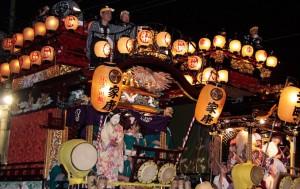 川越祭り 山車