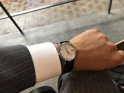 腕時計 スーツ