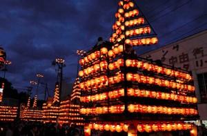 二本松提灯祭り 歴史