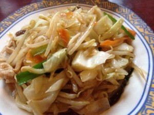 野菜炒め 画像