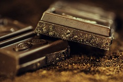 チョコレート 消臭効果