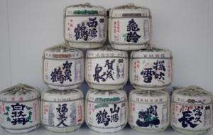 酒樽 日本酒