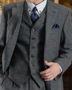 七五三 父親 スーツ