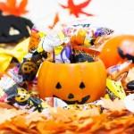 ハロウィンかぼちゃの作り方。フェルト、折り紙で簡単工作方法。