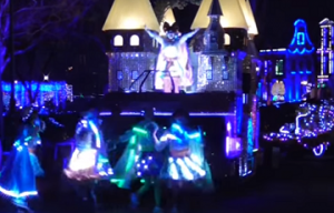 ハウステンボス 光の王国 パレード