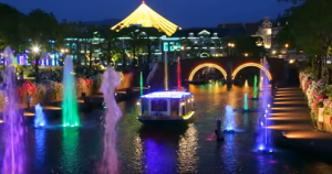 長崎 ハウステンボス 光の運河