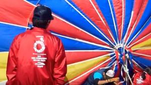 佐賀バルーンフェスタ 気球教室