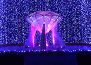 さがみ湖イルミリオン 光のダイヤ