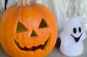 ハロウィン かぼちゃ おばけ 手作り