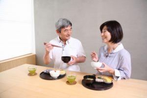 食事 夫婦
