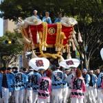堺まつり2016の日程プログラム。パレードの時間や見どころは?