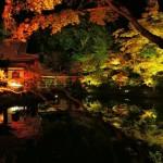 高台寺の紅葉2016。見頃とライトアップ時間。アクセス方法は?