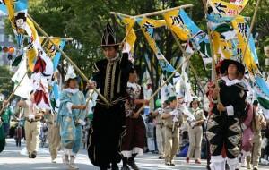 堺まつり パレード
