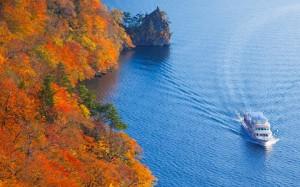 十和田湖 遊覧船