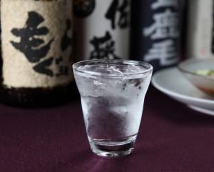 冷や 日本酒