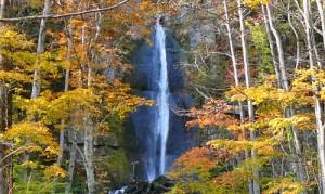 奥入瀬渓流 雲井の滝