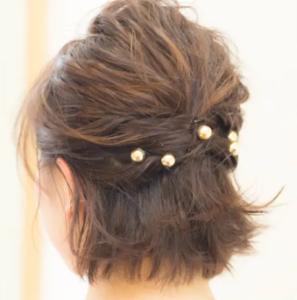 女性 ショート 髪型